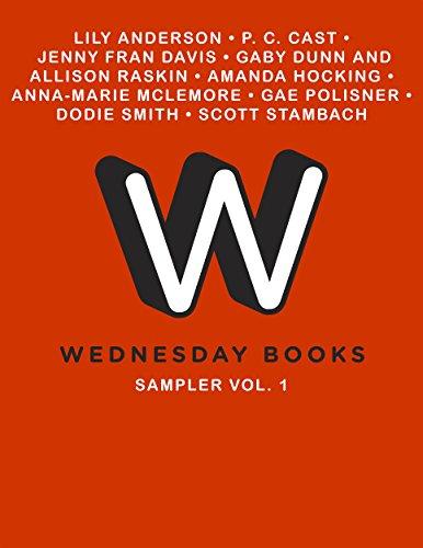 Wednesday Books Sampler