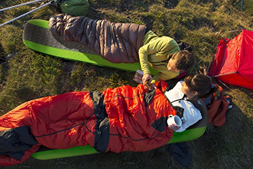 Self Inflating Sleeping Pad Lightweight Premium Camping Foam Insulated Padding For Bags