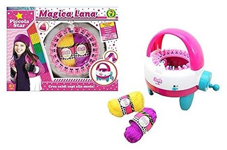 presa all'ingrosso nuova versione nuovo arrivo MAZZEO Macchina Magica Lana Giocattoli: Amazon.it: Giochi e giocattoli
