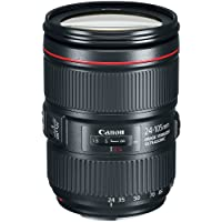 Canon EF 24?105mm f/4L IS II USM Lens -1380C002- (Certified Refurbished)