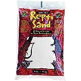 Zoo Med Labs ReptiSand Terrarium Sand, Desert White, 10-Pound