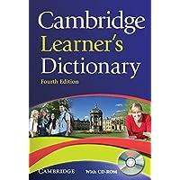 Cambridge learner's dictionary. Con CD-ROM