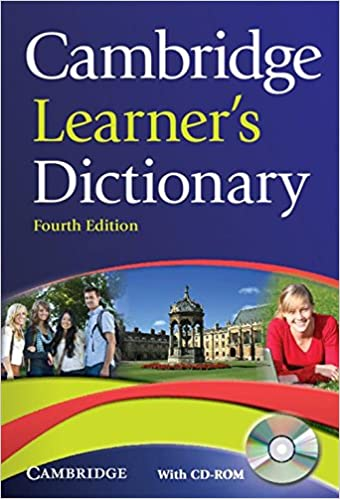 cambridge learner s dictionary with cd rom idm 9781107660151