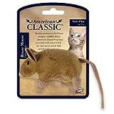 JPI JAKKS Pacific CFA Active Plush House Mouse with Catnip