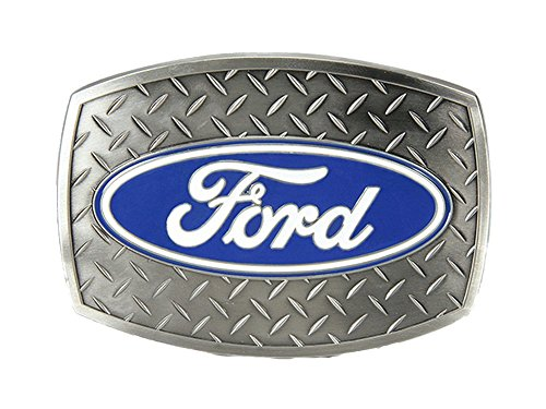 Ford Oval Diamond Plate Buckle - Ford Belt Buckle Shopping Results