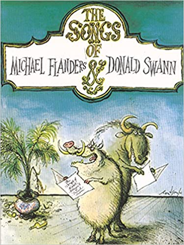 Book The Songs of Michael Flanders & Donald Swann, Faber Edition