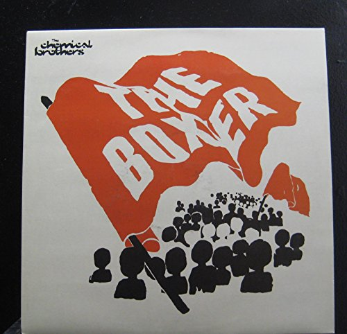 The Chemical Brothers - The Boxer - Lp Vinyl Record