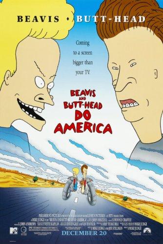 Beavis & Butthead machen's in Amerika Film