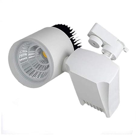 Aione Moderno LED Industrial COB proyector del Techo de la lámpara ...