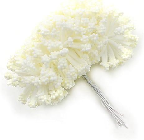 FAVOWREATH 144 piezas/caja 12 litros flores artificiales 3 cm de espuma bebé ramo de la