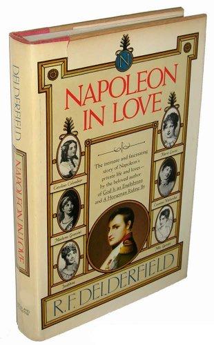 book cover of Napoleon in Love