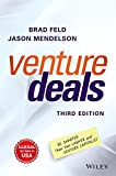 img - for Venture Deals book / textbook / text book