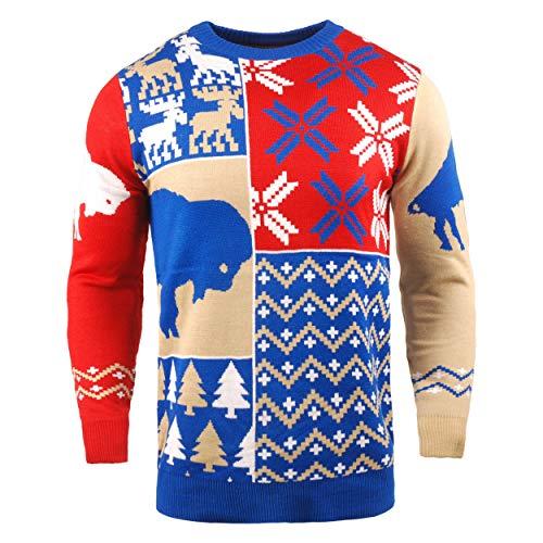 Buffalo Bills Ugly Sweater Bills Christmas Sweater Ugly Bills Sweater