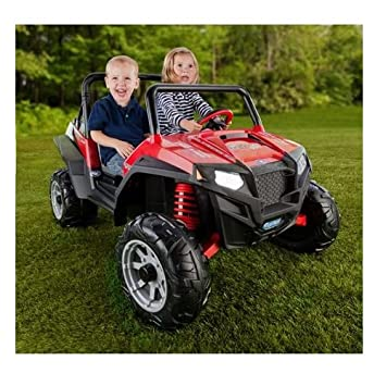 Amazon.com: Peg Perego Polaris Ranger RZR 900 12-Volt Battery ...