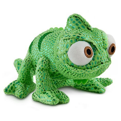 Disney Pascal Mini Bean Bag Plush - Tangled - -