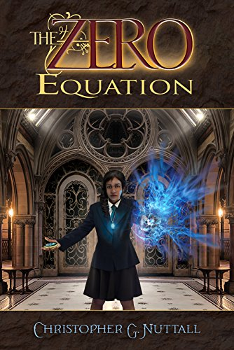 The Zero Equation (The Zero Enigma Book 3) cover