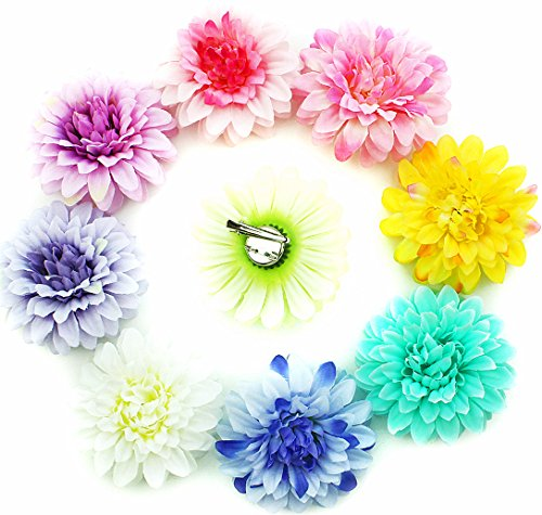 4-inches-big-lot-hair-flowers-clip-and-pin-silk-peony-flower-camellia-alligator-hair-clip-bridal-wed