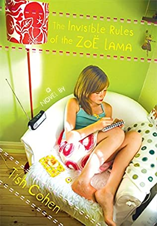 book cover of The Invisible Rules of the Zoe Lama