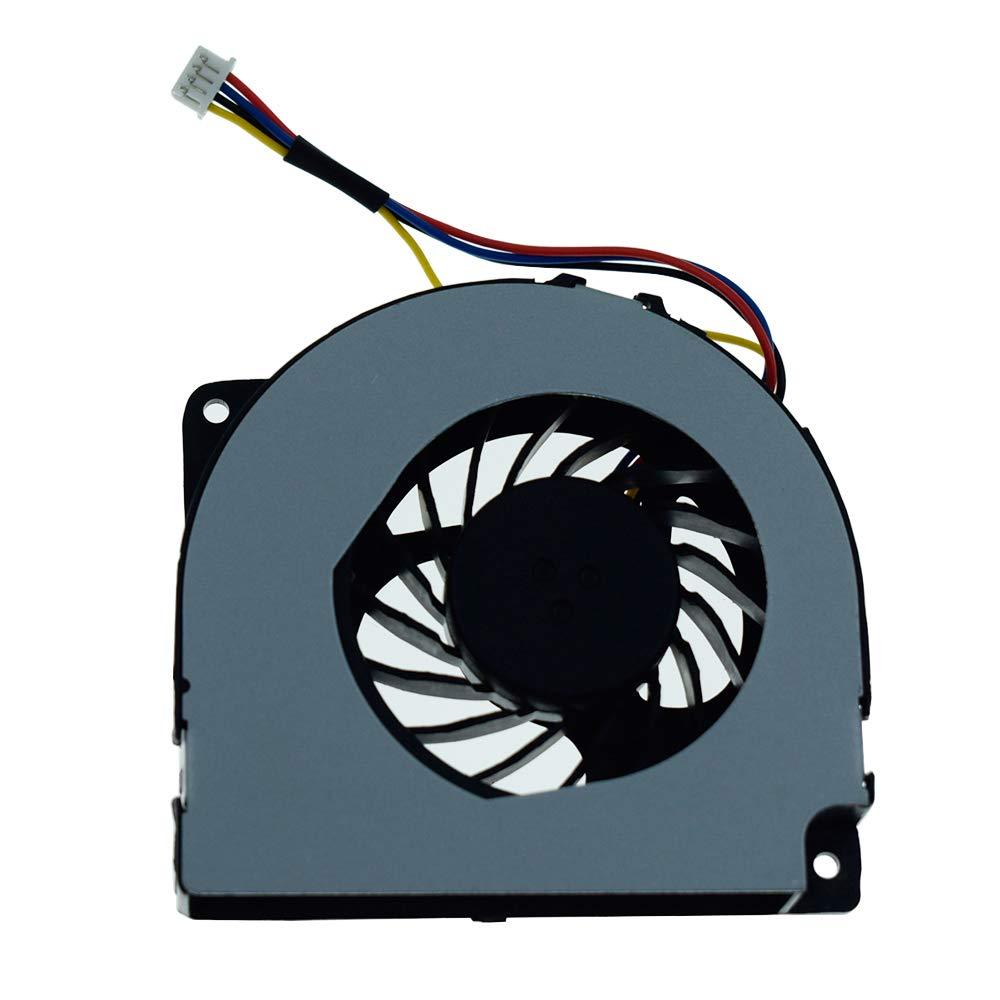 DREZUR CPU Cooling Fan Compatible for Asus K42J A42J X42J K42JR K42JK K42JY K42JE P42J Series Laptop KSB0505HB