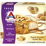 Atkins Endulge Bar - Peanut Caramel Cluster bar