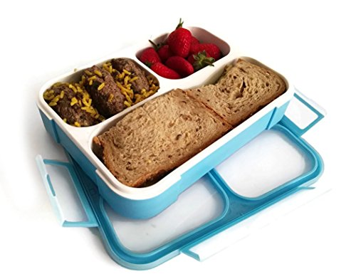PlusPoint Eco friendly Leakproof Container Compartments