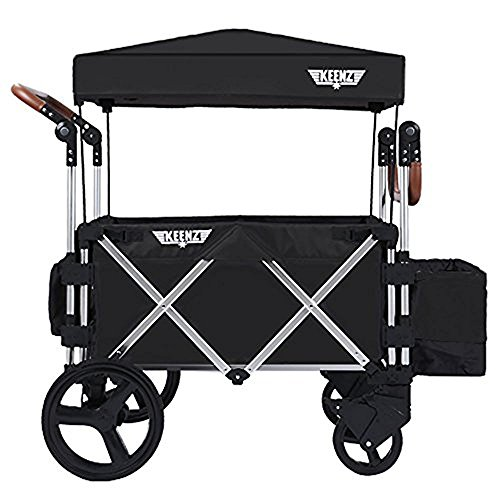 Cheapest Prices! Keenz 7s Stroller Wagon (Black)