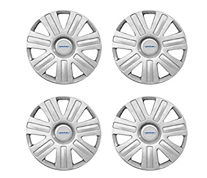 Speedwav 26429 Silver Original 14-inch Wheel Cover for Ford Fiesta Zxi (Set of 4): Amazon.in: Car & Motorbike