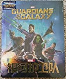 GUARDIANS OF THE GALAXY [3D Blu-ray+2D Blu-ray BLUFANS Steelbook QUARTER SLIP 1/4 Edition; Region-Free; Sold Out]