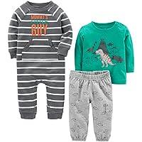 Simple Joys by Carter's Boys' 3-Piece Playwear Set,