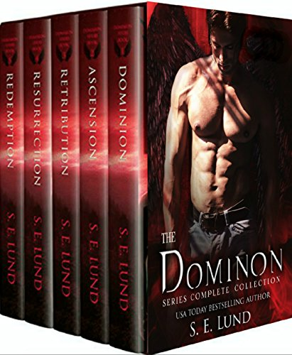 The Dominion Series Complete Collection: Books 1 - 5 cover