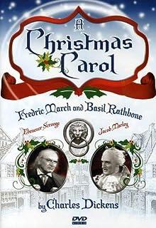 a christmas carol 1938 dvd