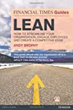 Financial Times Guide to Lean, Brophy, Andy, 0273770500