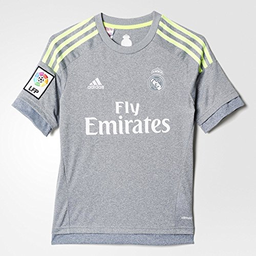 adidas Youth Real Madrid Away Replica Soccer Jersey Large