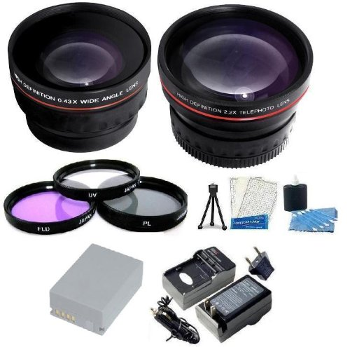 Review Ultimate Battery and Lens