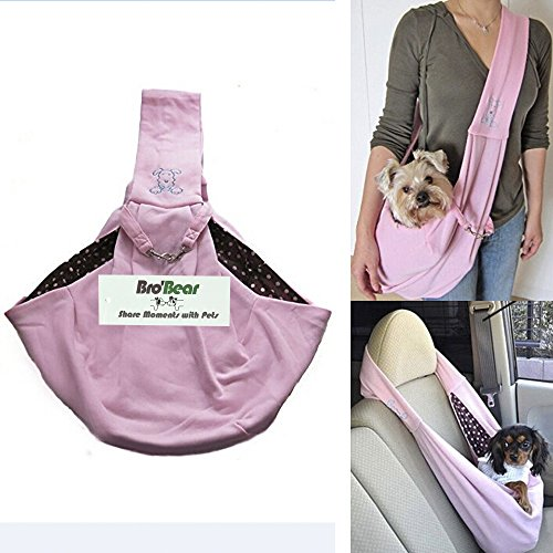 i'Pet Hands-free Reversible Small Pet Sling Carrier Bag