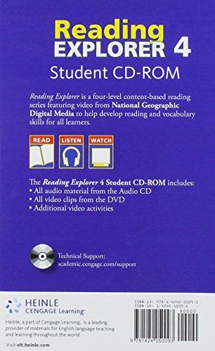 Reading Explorer 4: Student CD-ROM