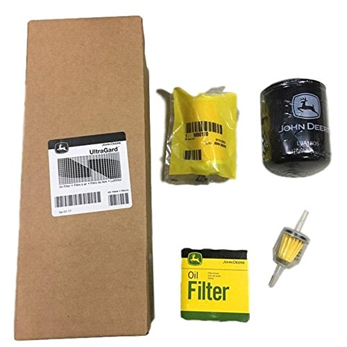 John Deere Original Equipment Filter Kit LVA21036 (John Deere Ballast Box)