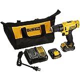 DEWALT DCD710S2 12-Volt Max 3/8-Inch Drill Driver Kit