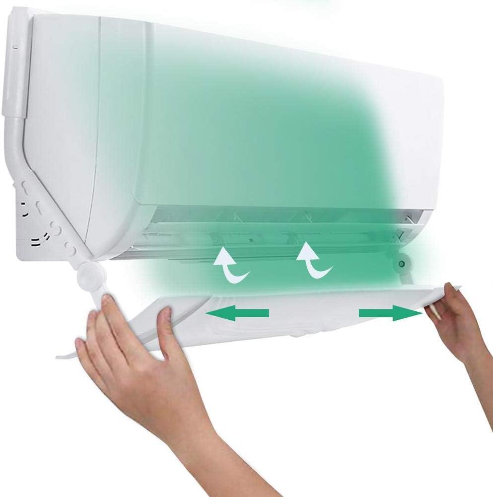 70-117 Cm dianhai306 Deflettore Climatizzatore Deflettore Retrattile Deflettore Antiriflesso Deflettore Climatizzatore Climatizzatore Regolabile Deflettore Presa dAria