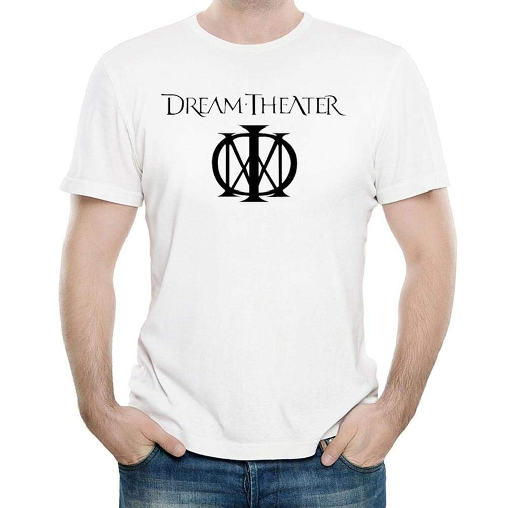 Dream Theater 3 S Printing S Funny Short Sleeves Shirts