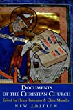 Documents of the Christian Church 9780192880710