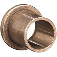 Flange Diameter x 1//16 in Genuine Oilite Sintered Bronze Flanged Sleeve Bearings 0.7510 in Length x 1 in OD x 1 in SAE 841 Flange Thickness ID x 0.877 in
