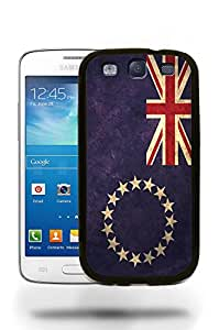 Cook Islands National Vintage Flag Phone Case Cover Designs for Samsung Galaxy S3