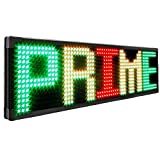New LED 40''x15''Outdoor Programmable Self-design Display Open Message Sign Board