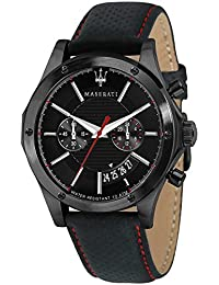 Maserati record R8871627004 Mens quartz watch