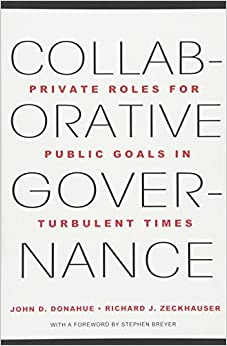 ?DOC? Collaborative Governance: Private Roles For Public Goals In Turbulent Times. travel mejor Epson controls Kariuki