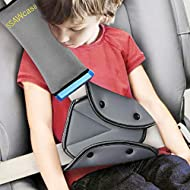 Car/&Pram Safety Seat Belt Strap Shoulder Cover Harness Pad Pads Kids Baby New