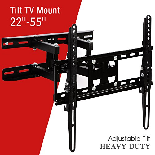 KUPPET TV Wall Mount Tilt Bracket for Most 22