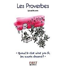 Petit livre de - Les proverbes (LE PETIT LIVRE) (French Edition)