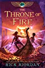 Throne of Fire, The (The Kane Chronicles Book 2)